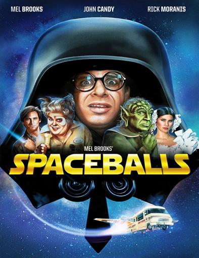 Poster de Spaceballs (La loca historia de las galaxias)