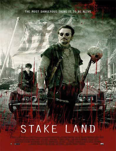 Poster de Stake Land