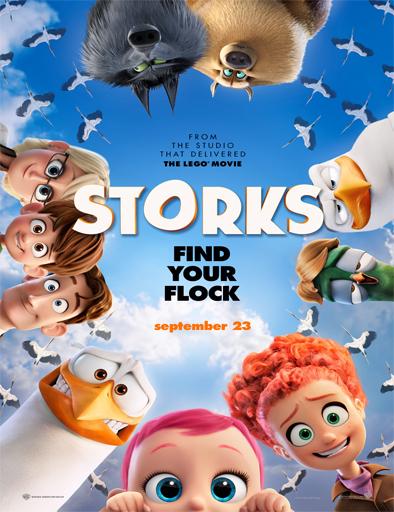 Poster de Storks (Cigüeñas)