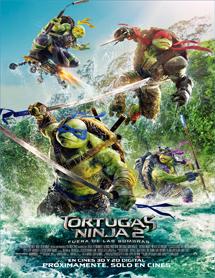 Tortugas Ninja Fuera de las Sombras Película Completa Online [MEGA] [LATINO] 2016