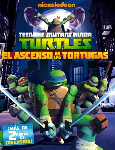 Las Tortugas Ninja: El Ascenso De Las Tortugas (2013)