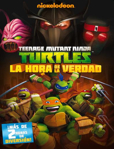 Las Tortugas Ninja: La Hora De La Verdad (2014)