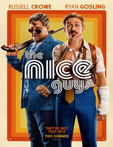 Poster de The Nice Guys (Dos tipos peligrosos)