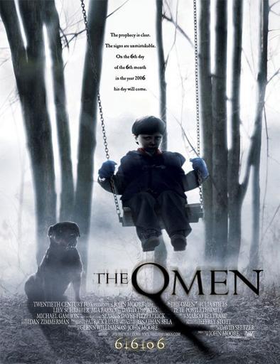 Poster de The Omen (La profecía)