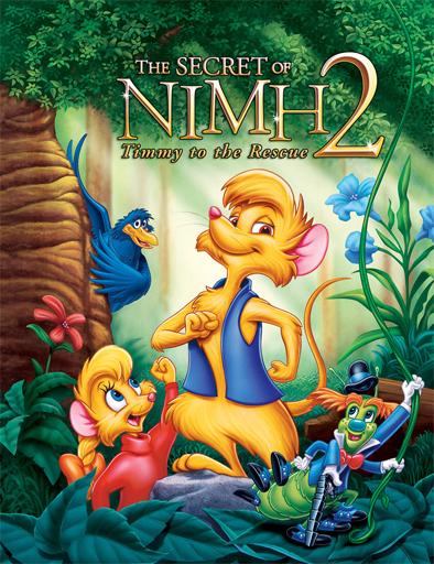 Poster de Nimh, el ratoncito valiente (Nimh 2)