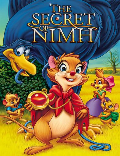 Poster de Nimh, el mundo secreto de la Sra. Brisby