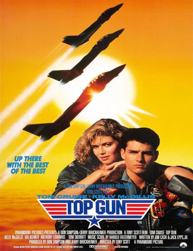 Poster de Top Gun (Ídolos del aire)