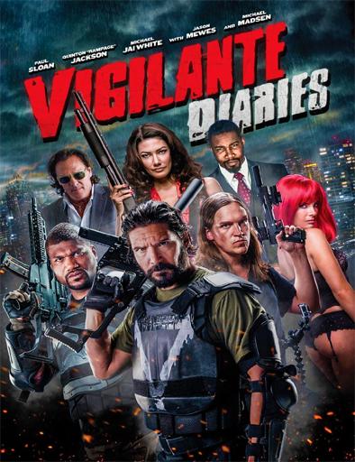 Poster de Vigilante Diaries