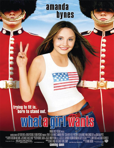 what a girl wants Amanda bynes in what a girl wants 1 of 7.