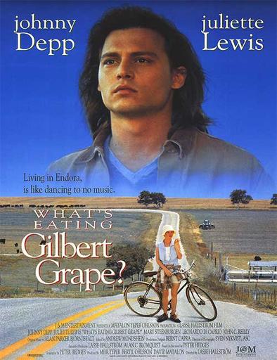 Poster de ¿A quién ama Gilbert Grape?