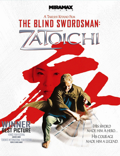 Poster de Zatôichi