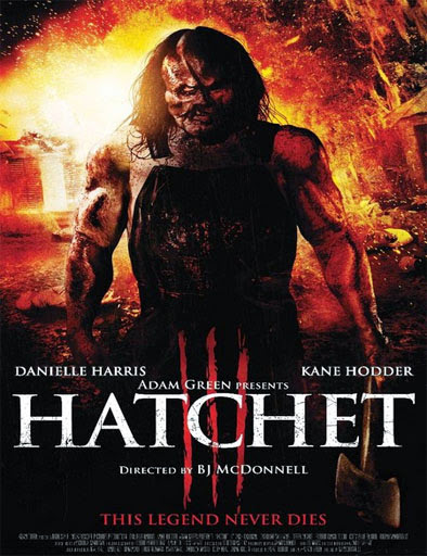 Hatchet 3 (2013) | 3gp/Mp4/DVDRip Subtitulada HD Mega