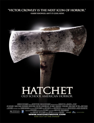 Hatchet (2006) | 3gp/Mp4/DVDRip Subtitulada HD Mega