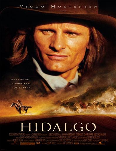 Poster de Hidalgo (Océanos de fuego)