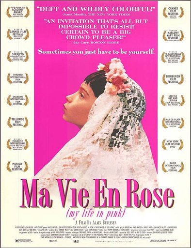Poster de Ma vie en rose (Mi vida en rosa)