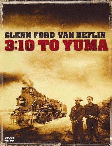 Poster de 3:10 to Yuma (El tren de las 3:10)
