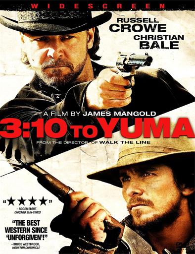 Poster de 3:10 to Yuma (El tren de las 3:10 a Yuma)