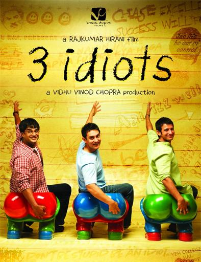 Poster de 3 Idiots