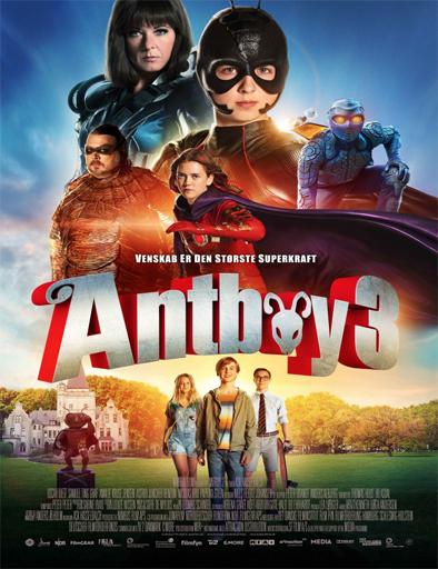 Poster de Antboy 3