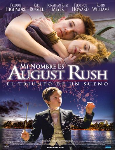 Poster de August Rush (El triunfo de un sueño)