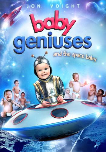 Poster de Baby Geniuses and the Space Baby