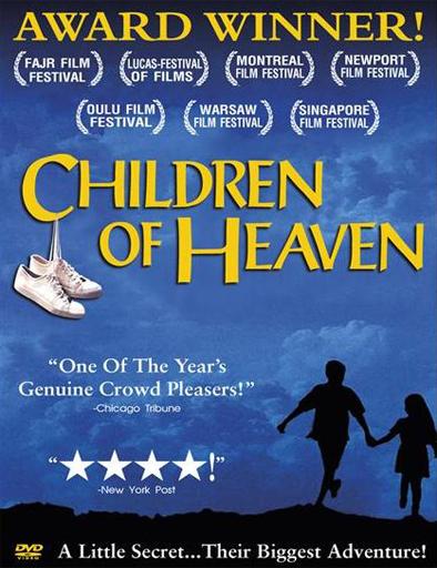 Poster de Bacheha-Ye aseman (Niños del cielo)