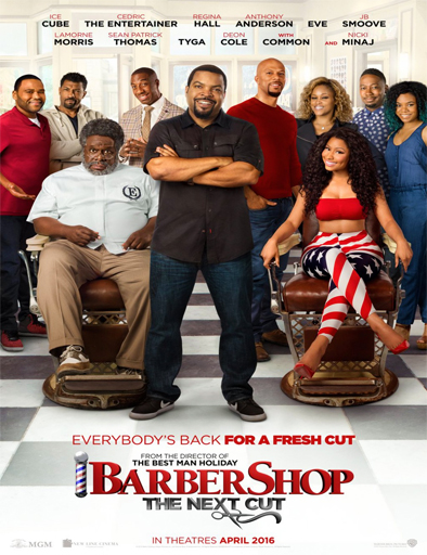Poster de Barbershop: The Next Cut