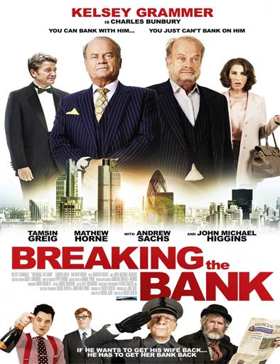 Poster de Breaking the Bank