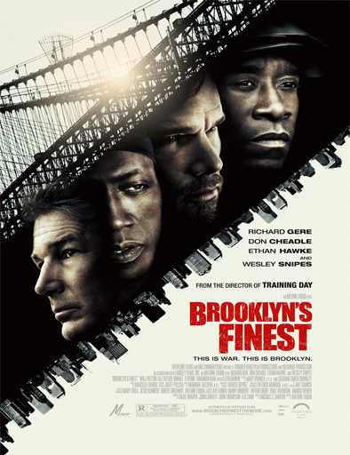 Poster de Brooklyn's Finest (Los amos de Brooklyn)