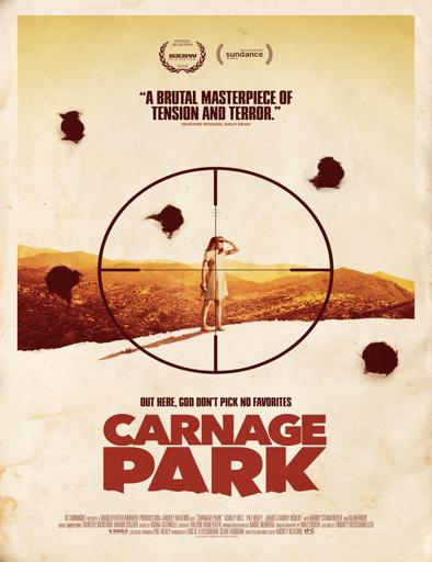 Poster de Carnage Park