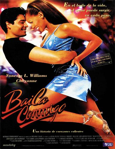 Poster de Dance With Me (Baila conmigo)
