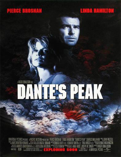 Poster de Un pueblo llamado Dante's Peak