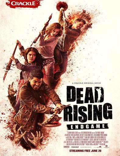 Poster de Dead Rising: Endgame
