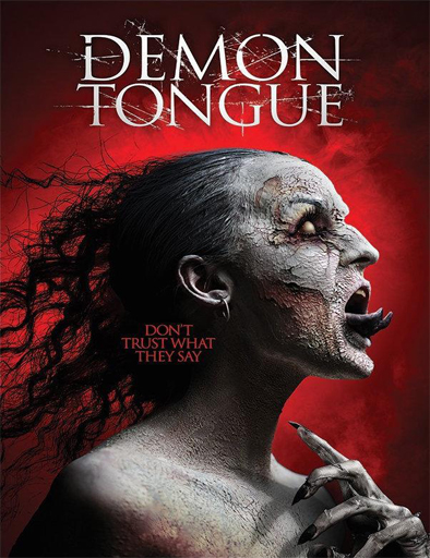 Poster de Demon Tongue