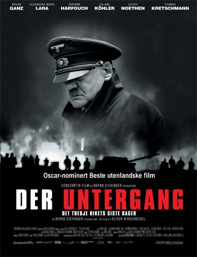 Poster de Der Untergang (El hundimiento)