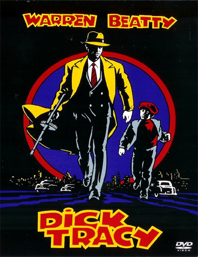 Forma de pera Dick Tracy