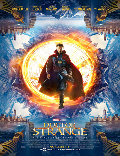 Doctor Strange: Hechicero Supremo 2016 Online latino español Gratis