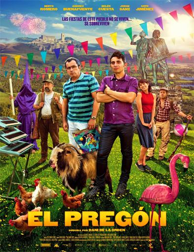 Poster de El pregón