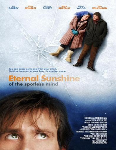 Poster de Eterno resplandor de una mente sin recuerdos