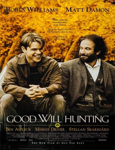 Poster de Good Will Hunting (En busca del destino)