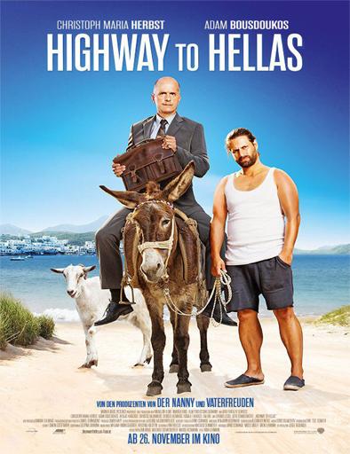 Poster de Highway to Hellas (Bienvenidos a Grecia)