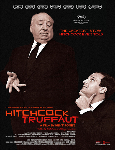 Poster de Hitchcock/Truffaut