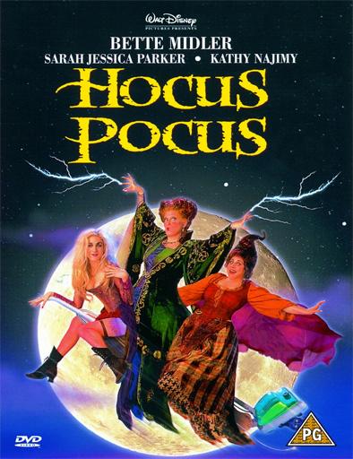 Poster de Hocus Pocus (Abracadabra)