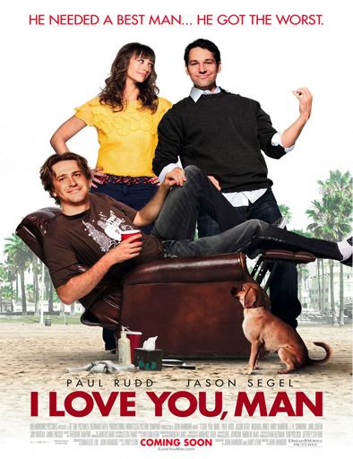 Poster de I Love You, Man (Te quiero, tío)