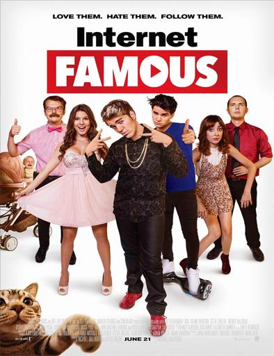 Poster de Internet Famous