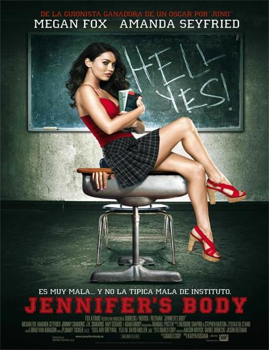 Poster de Jennifer's Body (Diabólica tentación)