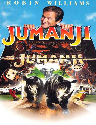 Poster de Jumanji