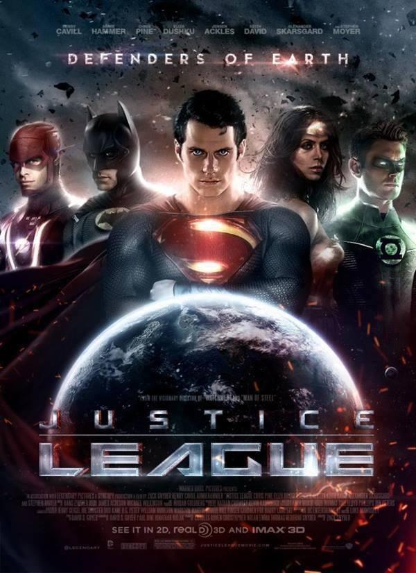 Ver Justice League Online (2017) La Liga de la Justicia Gratis HD Pelicula Completa