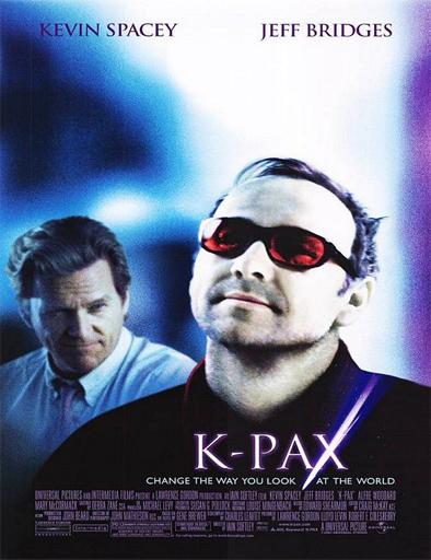 Poster de K-Pax - Un universo aparte