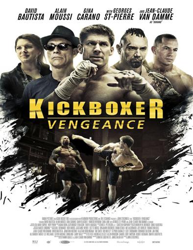 Poster de Kickboxer: Venganza